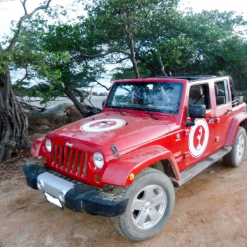 Jeep Wrangler Off Roading