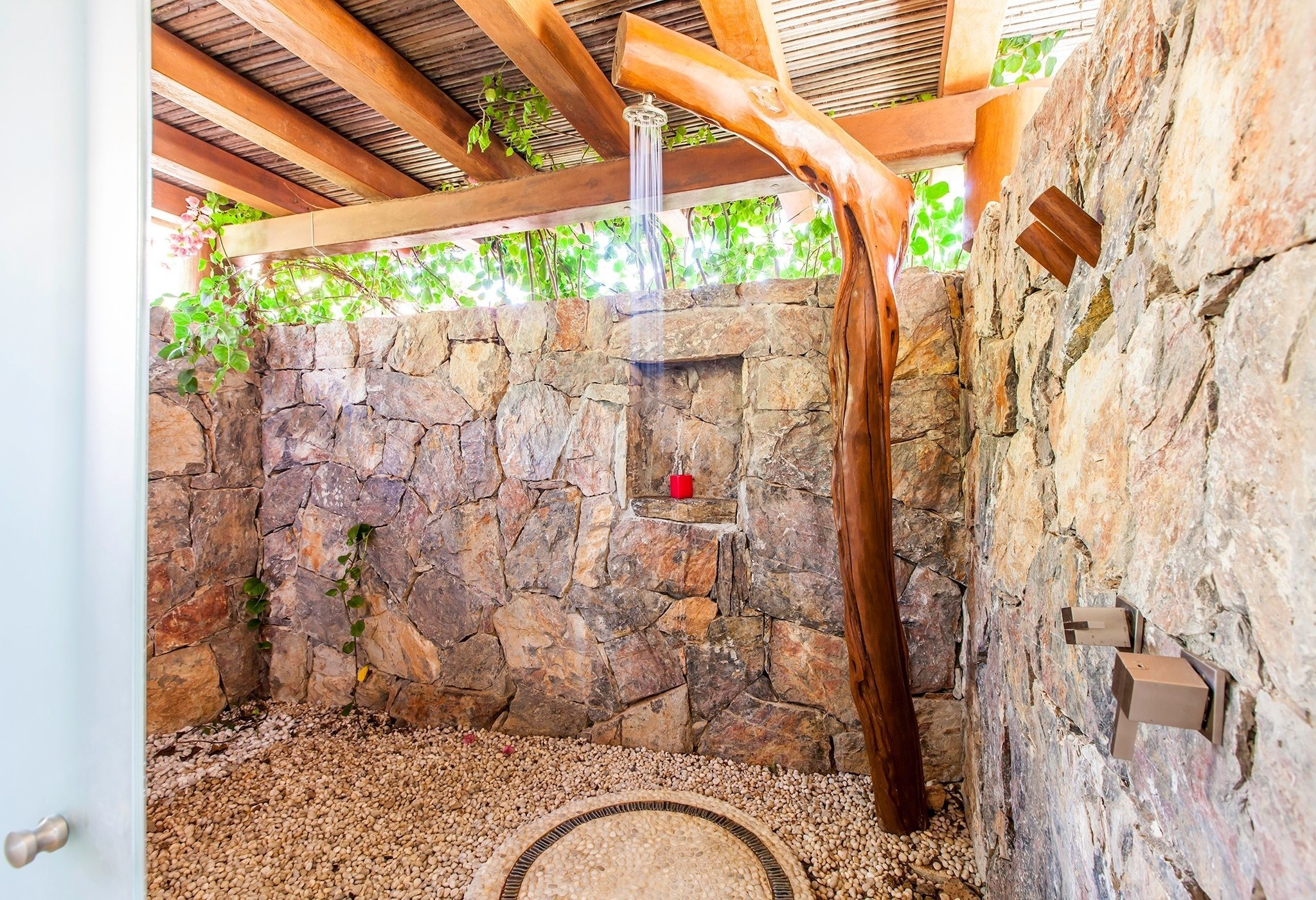 Terrace Suite Outdoor Shower
